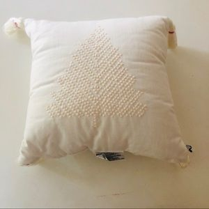 Hearth & Hand Accents - Hearth & Hand Embroidered Tree Toss Pillow